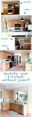 ideas for updating kitchen cabinets best 25 updating oak cabinets ideas on oak cabinet