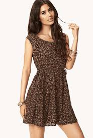 fit and flare dress forever 21 the forever 21 dainty floral fit flare dress on wantering