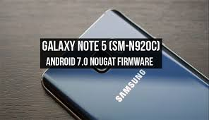 Install Android Nougat On Galaxy Note 8 0 Install Android 7 0 Nougat Firmware On Galaxy Note 5 Sm N920c