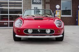 ferrari california 1961 1960 ferrari modena fast lane classic cars