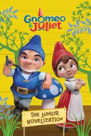 gnomeo juliet junior novelization kindle edition disney