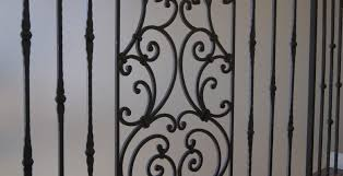 Wrought Iron Banister Iron Stair Parts Wrought Iron Balusters Handrails Newels And