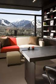 Best Luxe Dens Studies Images On Pinterest Office - Contemporary home office designs