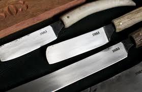 kitchen knives australia 1803 artisan deer design australian made local every
