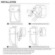 king craft motion floodlight wiring diagrams king wiring diagrams