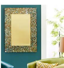 Mosaic Bathroom Mirror Tropical Mosaic Mirrors The Hawaiian Home