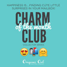 month club origami owl charm of the month club direct sales member article