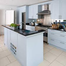 duck egg blue for kitchen cupboards take a tour around a duck egg blue kitchen ideal home