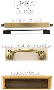 Home Hardware Kitchen Cabinets by 89 Best Hardware Images On Pinterest Cabinet Hardware Kitchen