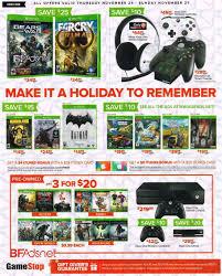 gamestop open thanksgiving black friday 2016 gamestop ad scan buyvia