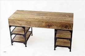 bureau industriel bois et metal bureau bureau metal gris fresh bureau bois metal industriel chaises