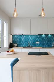 blue kitchen cabinets with wood countertops 54 white cabinets with butcher block countertops timeless