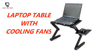 Laptop Cooling Desk by Review Laptop Table Sahibuy Laptop Table T8 Multifunctional
