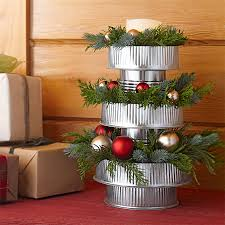 Live Greenery Christmas Decorations by Easy Holiday Diy Centerpiece Ideas