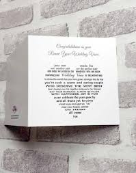 vow renewal cards congratulations vow renewal card renewing your vows congratulations renew