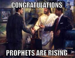 Jesus Meme Easter - prophets are rising christianmemes easter christian