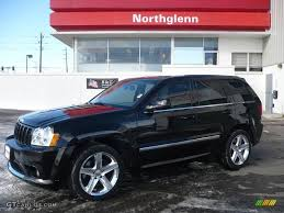 jeep grand cherokee all black 2007 black jeep grand cherokee srt8 4x4 2369820 gtcarlot com