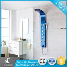 Bathroom Shower Panels Foshan H C Bathroom Co Limited 304 Stainless Steel Shower Panel