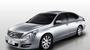 nissan teana nissan teana premium sedan revealed