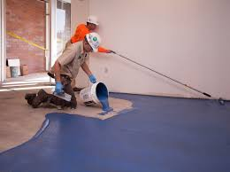 Moisture Barrier Laminate Flooring On Concrete Tec Product Liquidam Ez Moisture Vapor Barrier Youtube
