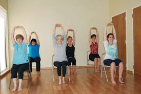 Chair Exercises For Seniors Top Results About Chair Yoga Exercises For Seniors Youtube