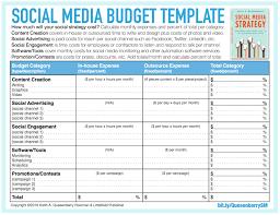 budget reports templates exol gbabogados co