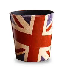 London Flag Amazon Com Waste Bin Vintage Decorative British London Flag
