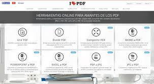 varias imagenes a pdf online auxiliares de la justicia net herramientas online para convertir