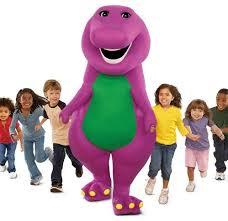 color barney dinosaur quora