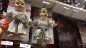 party city creepy doll prop youtube