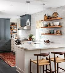 Small Kitchen Remodel Featuring Slate by Best 25 Open Galley Kitchen Ideas On Pinterest Galley Kitchen
