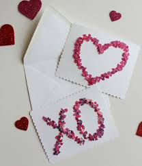 holidays diy valentines day we heart these 14 diy s day cards cards confetti