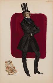 theadora van runkle theadora van runkle costume sketch of rex harrison from doctor dolittle