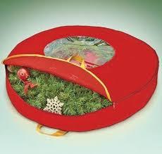 jumbo wreath storage bag harriet