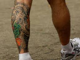50 leg tattoos for inkdoneright