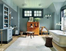 bathroom cabinet painting ideas glass border grey color concrete