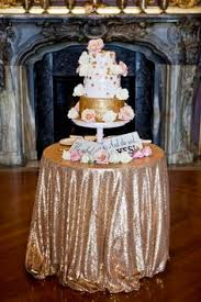 cake table at trump winery pavilion cake by cakes by rachel