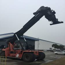 45 ton reach stacker for containers 45 ton reach stacker for