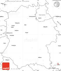 Blank Map Of The World by Blank Simple Map Of Wiltshire County