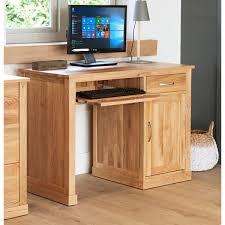 Pedestal Computer Desk Mobel Oak Single Pedestal Computer Desk Cor06b