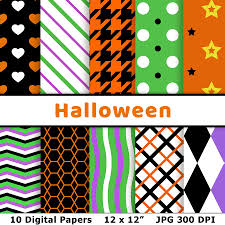 halloween purple and orange background halloween digital paper black and orange backgrounds green and