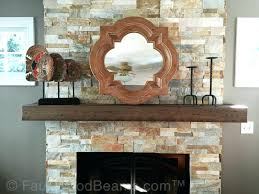 fireplace mantel decor with tv mantels mounted above designs