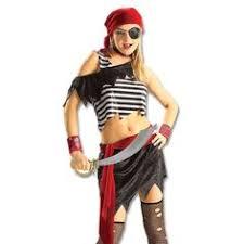 Tween Pirate Halloween Costumes Pirates Caribbean Davey Jones Teen Costume Costumes