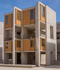 salk institute teak paneling restoration work completed