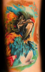 129 best macaw parrot bird tattoos images on pinterest angel