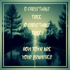 to tree or not to tree a look into the chemicals in