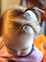 Little Girls Ponytail Hairstyles by Easy Toddler Hairstyles By Easy Toddler Hairstyles And Toddler