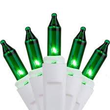 green mini lights mini lights wintergreen corporation 50 green