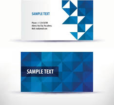 incredible sample business card templates free download da5l6