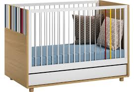 Crib White Convertible Deccan White Convertible Crib Cribs White